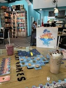 Dice and Beans Board Game Cafe