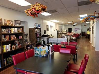 Evanston Games and Cafe