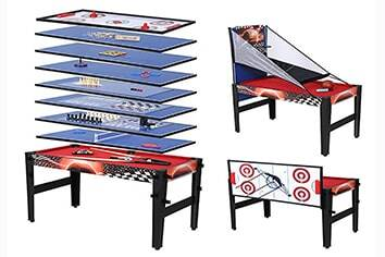 Best Multi Game Tables Reviews