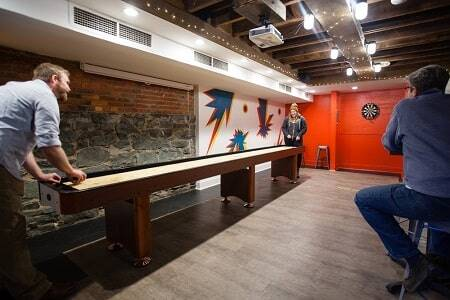 Paradiso game room