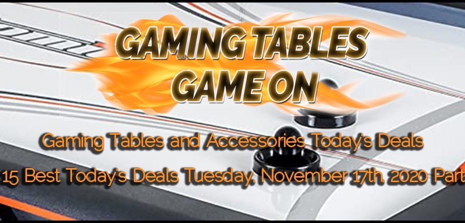 Today's Deals Tuesday, November 17th, 2020 Part 1