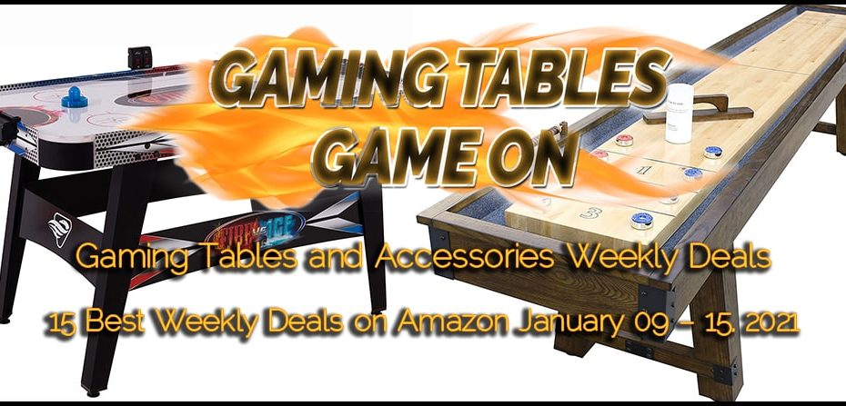 15 Best Weekly Deals on Amazon January 09 – 15, 2021