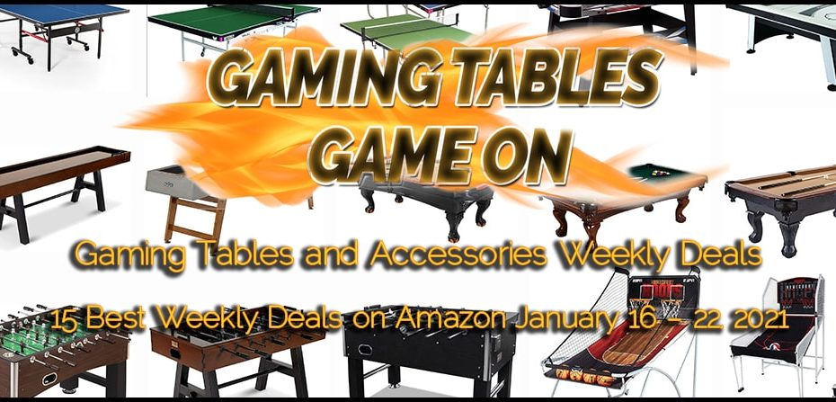 15 Best Weekly Deals on Amazon January 16 – 22, 2021