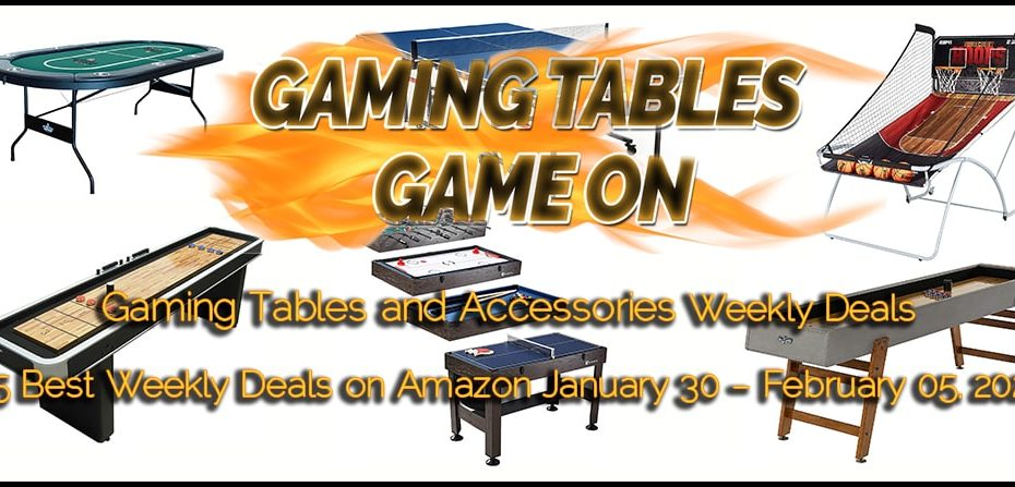 15 Best Weekly Deals on Amazon January 30 – February 05, 2021