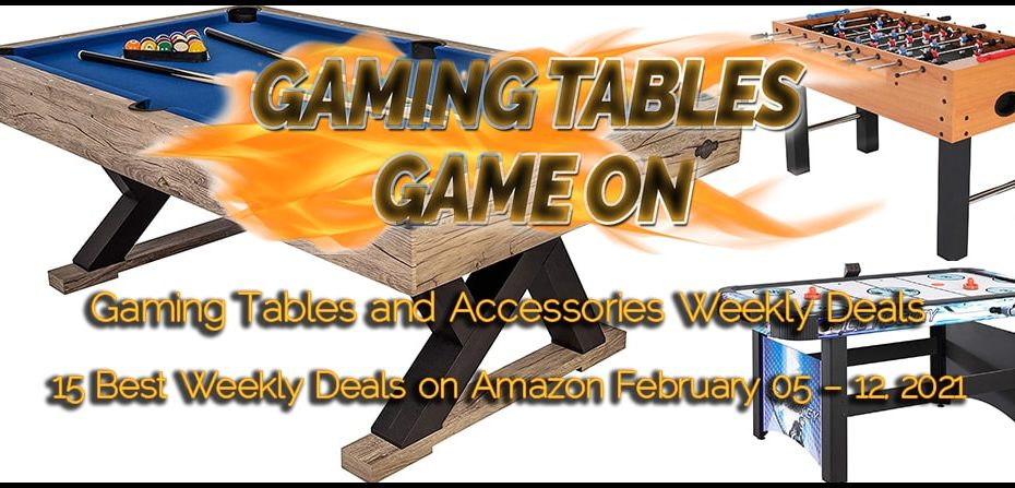 Weekly Deals on Amazon February 05 – 12, 2021