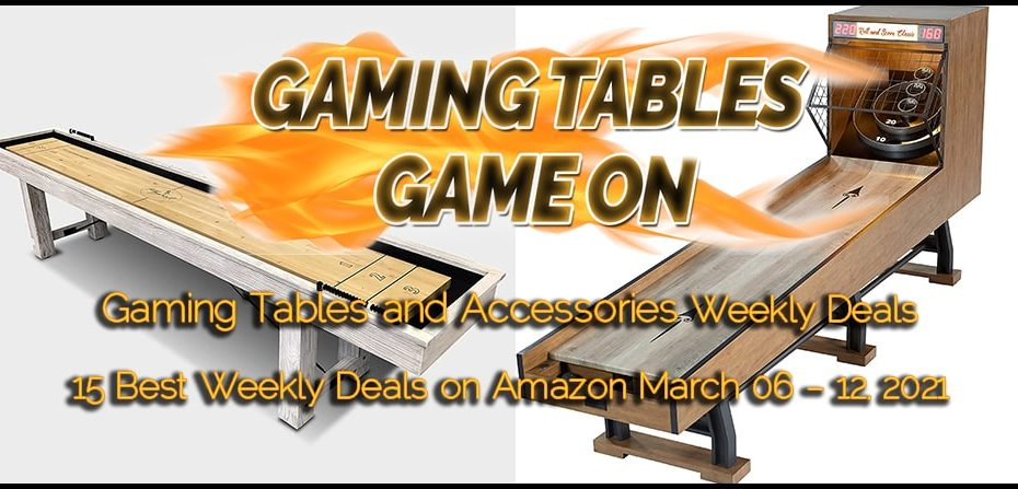 15 Best Weekly Deals on Amazon March 06 – 12, 2021