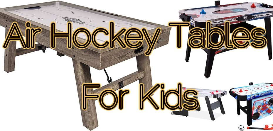 Air Hockey Tables For Kids