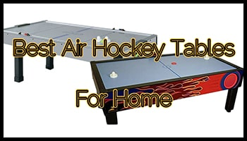 Best Air Hockey Tables For Home 350x200