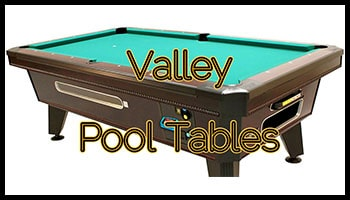 Valley Pool Tables 350x200