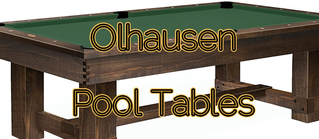 Olhausen Pool Tables