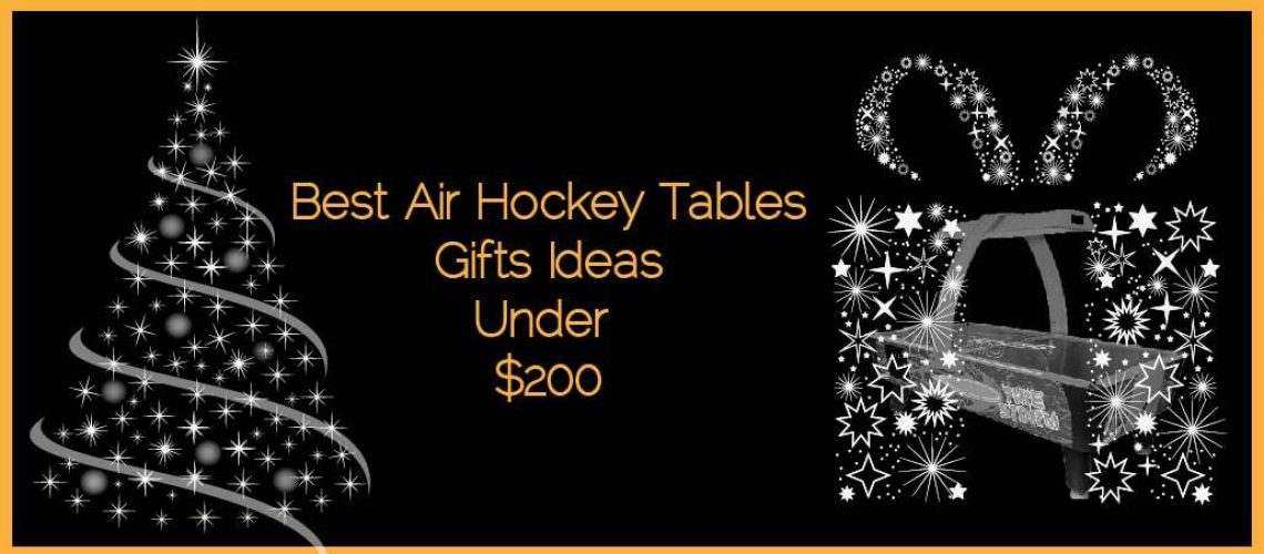 Best Air Hockey Tables Gifts Ideas under $200