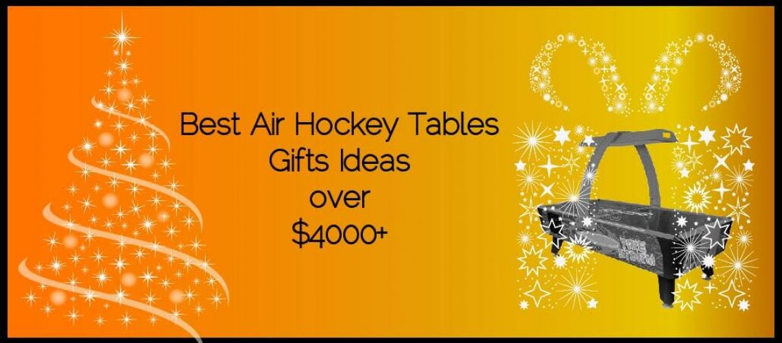 Best Air Hockey Tables Gifts Ideas over $4000+