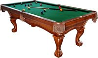 Brunswick Danbury 8ft Slate Pool Table With Professional Installation Included