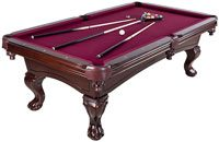 Hathaway Augusta 8ft Pool Table