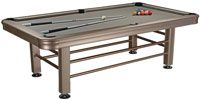Imperial Outdoor 8ft Pool Table