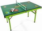 Kettler USA Junior Mini Foldable Indoor Ping Pong Table