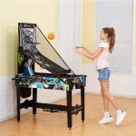 MD Sports 48 Inch 12 in 1 Combo Multi Game Table