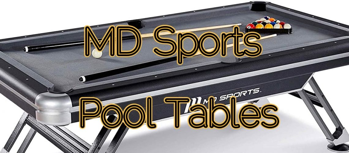 MD Sports Pool Tables