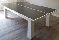 McCorkle Regulation Size Indoor Ping Pong Table (76mm Thick)