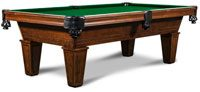 Nixon Miller Slate 8ft Pool Table With Professional Installation Included