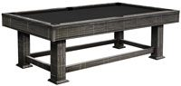 Olhausen Taos Slate 8ft Pool Table With Professional Installation Included