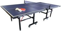Playcraft Regulation Size Foldable Indoor Ping Pong Table