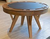 Santa Barbara Two-In-One Round Dining Table