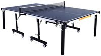 Stiga STS 285 Regulation Size Foldable Indoor Ping Pong Table (19mm Thick)