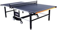 Stiga STS 385 Regulation Size Foldable Indoor Ping Pong Table(19mm Thick)