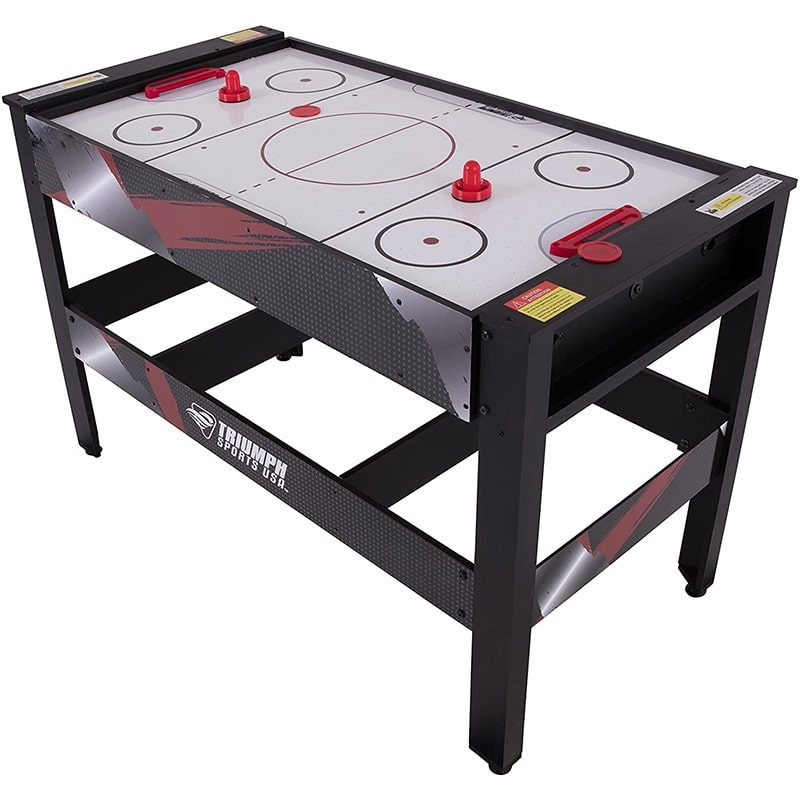 Triumph 4-in-1 Rotating Swivel Multigame Table-min