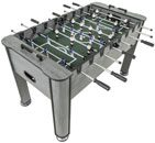 Triumph Medford Competition 56 inch Foosball Table